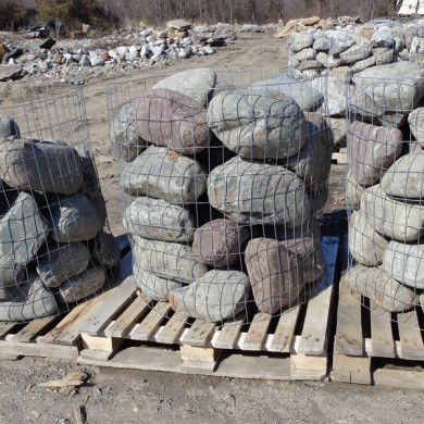 New York State River Boulders